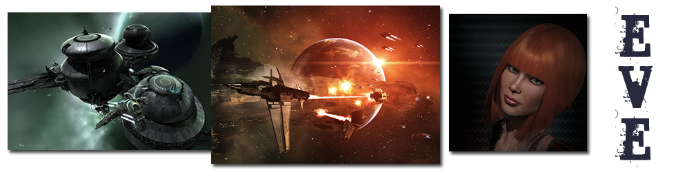 EVE Online. PVE (Player versus Environment).
